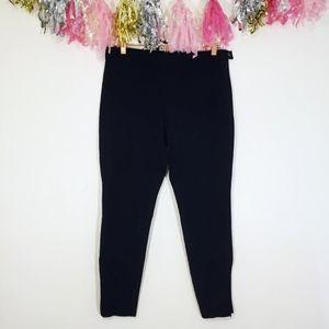 Banana Republic Black Sloan Skinny Pants
